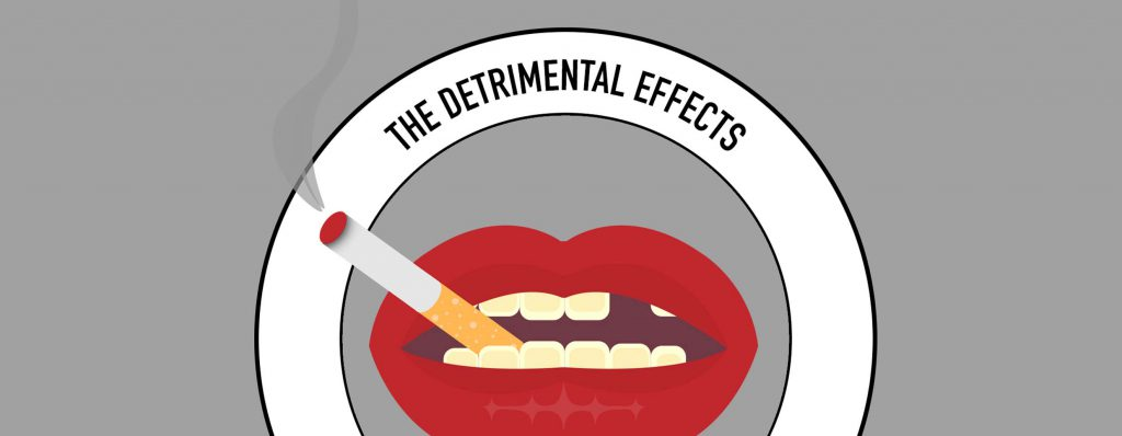 Oral Health Effects of Smoking