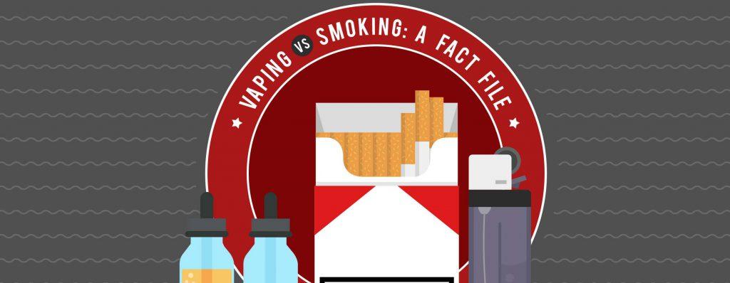 Vaping vs Smoking: A Fact File